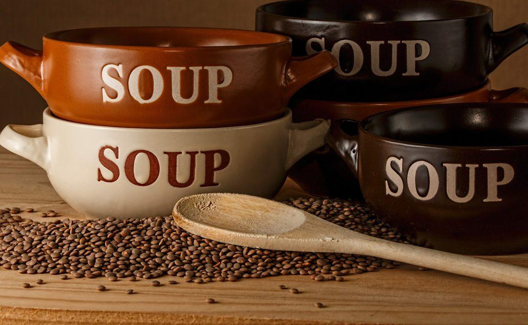 Faki Soupa – Greek Lentil Soup