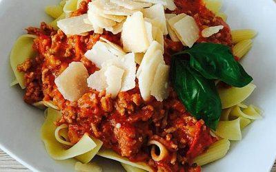 Pasta Asciutta or Spaghetti Bolognese?